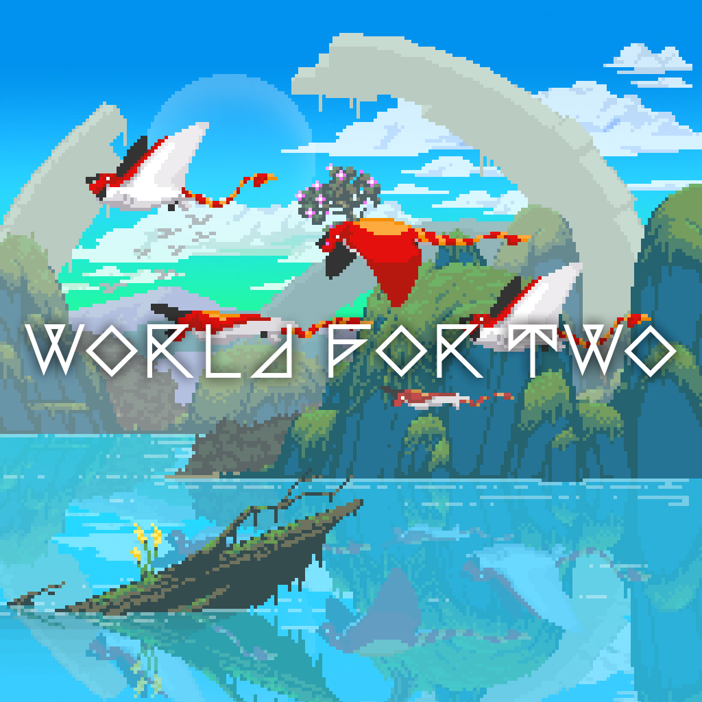 Nintendo Switch版『World for Two』リリース開始