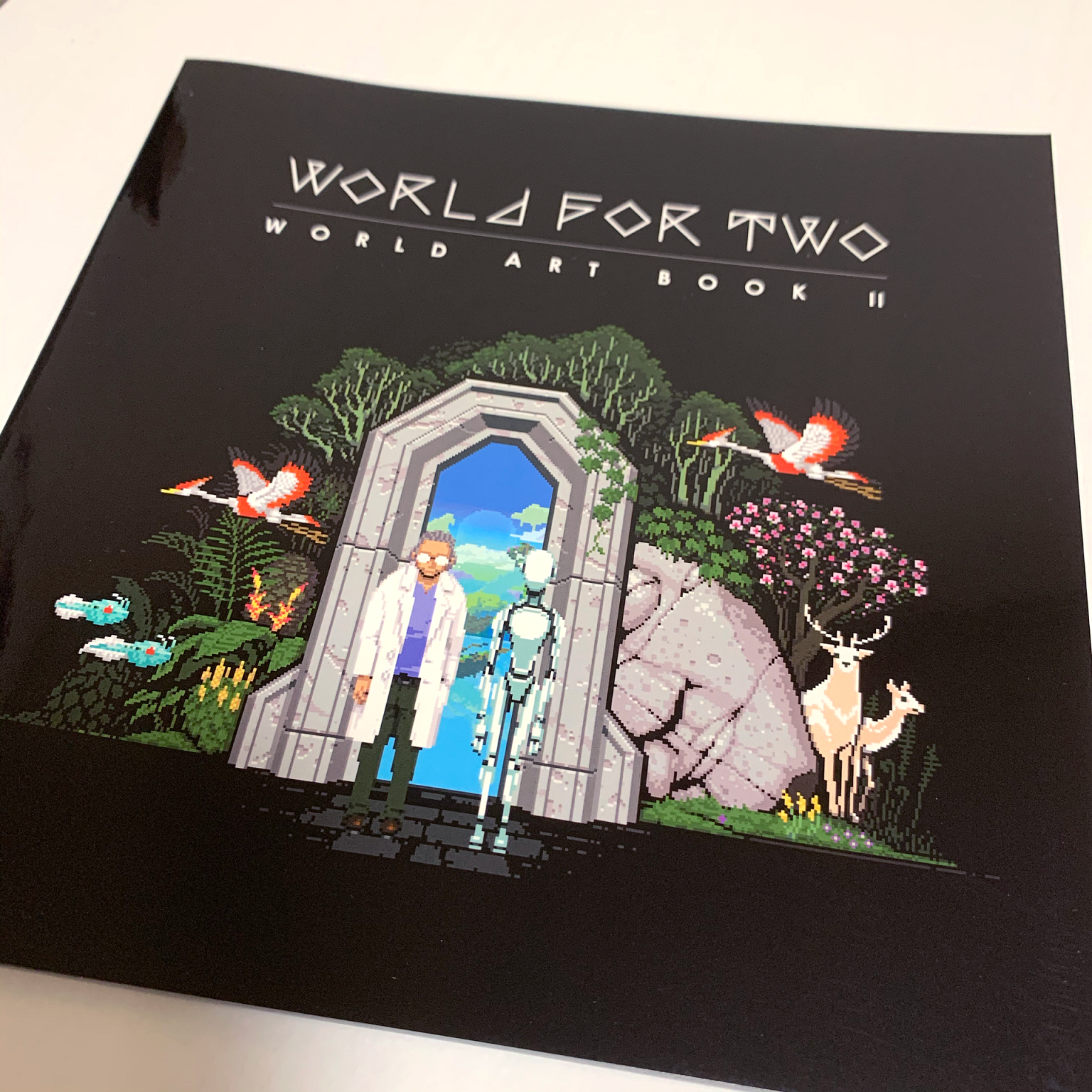 World Art Book Ⅱ